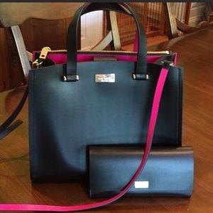 Kate Spade bag & wallet BUNDLE